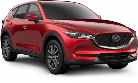 New 2018 Mazda CX-5 Touring With Navigation