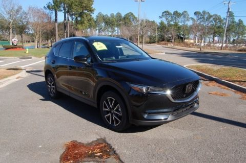 New 2017 Mazda CX-5  With Navigation