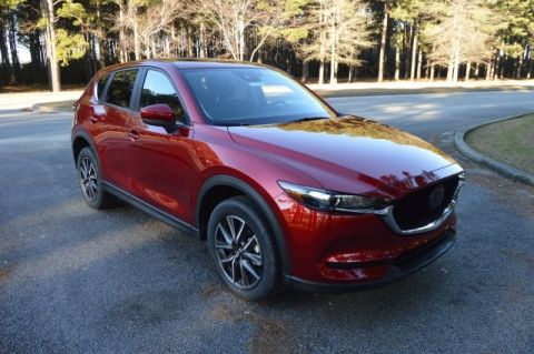 New 2018 Mazda CX-5 Touring With Navigation & AWD