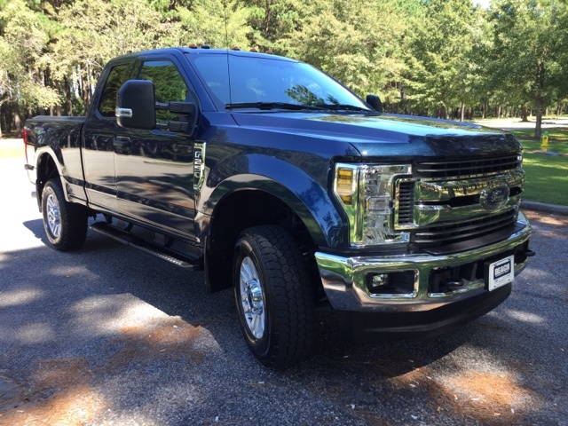 Pre-Owned 2019 Ford F-250SD