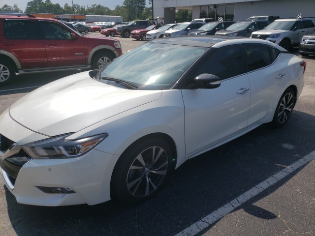 2016 Nissan Maxima 3.5 Sl >> Pre Owned 2016 Nissan Maxima 3 5 Sl With Navigation