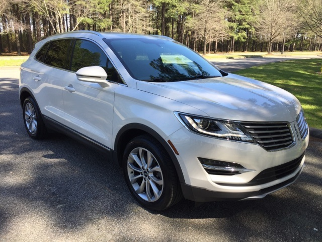 Pre-Owned 2015 Lincoln MKC Select