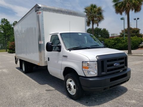 Pre-Owned 2019 Ford E-350SD Base