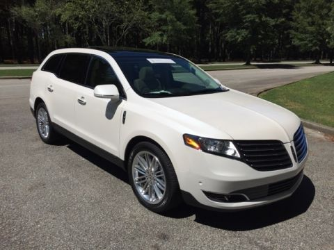 Pre-Owned 2019 Lincoln MKT Reserve